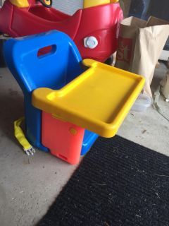Safety First high chair or Booster seat