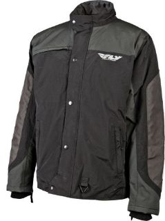 Purchase FLY RACING #5692 470-2110~3 AURORA JACKET BLACK/GREY M motorcycle in Plymouth, Michigan, United States, for US $116.96