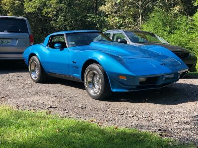 Frame-Off Restored 1979 Corvette 454 Big Block