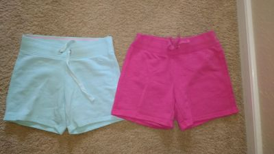 Size 10 Justice Shorts