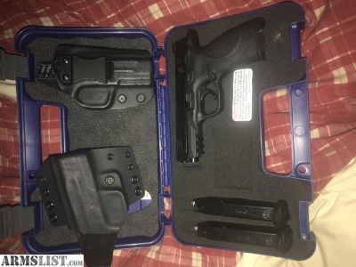 For Sale/Trade: Smith and Wesson M&P