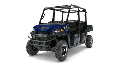 2018 Polaris Ranger Crew 570-4 EPS Side x Side Utility Vehicles Shawano, WI