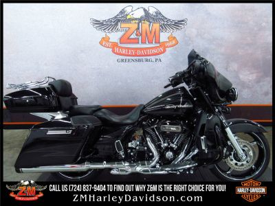 2017 Harley-Davidson CVO Street Glide Cruiser Motorcycles Greensburg, PA
