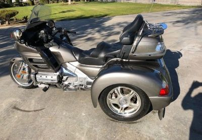 2006 Honda Gl1800-Goldwing-Trike