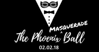 (2) Admission Tickets to the Phoenix Masquerade Ball this Friday (2/2)