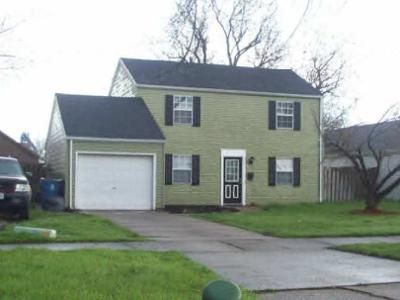 4 Bed 1 Bath Foreclosure Property in Lorain, OH 44055 - E 31st St