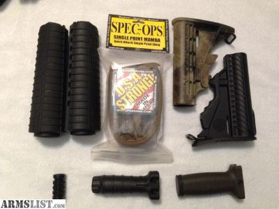 For Sale/Trade: Ar15 10 parts