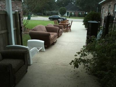 MOVING SALE 1 day only Friday, Oct. 11 (Denham Springs)