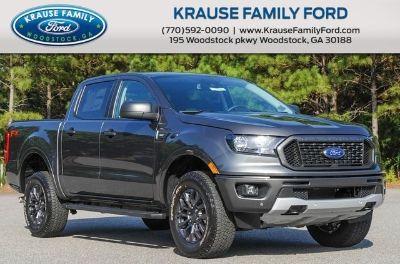 2019 Ford Ranger XLT (magnetic)