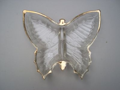 Butterfly Candy Dish