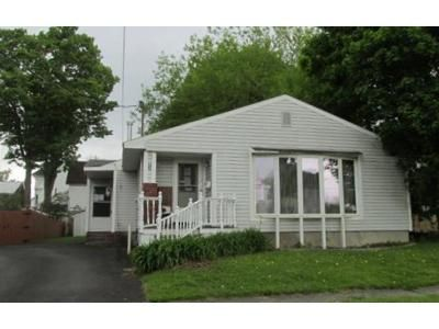 3 Bed 1 Bath Foreclosure Property in Cortland, NY 13045 - Venette St