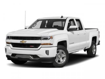 2017 Chevrolet Silverado 1500 LT (Red Hot)