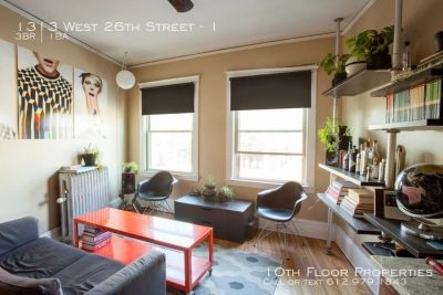 One Bedroom in the Heart of Uptown!