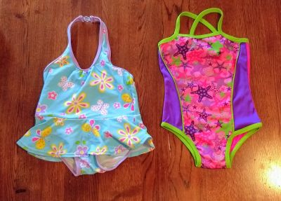 Infant girl 18 month swimsuits