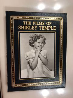 The Films of Shirley Temple- Rare Hard Cover, #811 printed out of 1928 copies that exist
