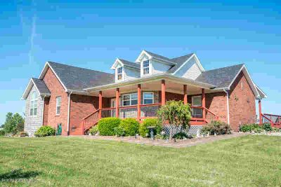3913 Old Bloomfield Rd Bardstown Four BR, You will not want to