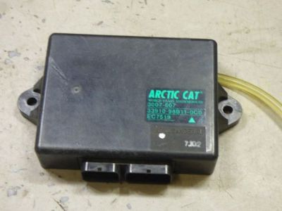 Purchase C4 Arctic Cat 3007-607 ECU ECM 07 08 M8 Crossfire EFI Computer Black Box CDI motorcycle in Kalispell, Montana, United States, for US $999.99