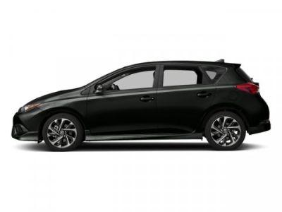 2018 Toyota Corolla iM (Black Sand Pearl)