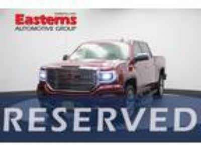 Used 2016 GMC Sierra 1500 Crimson Red Tintcoat, 44.5K miles