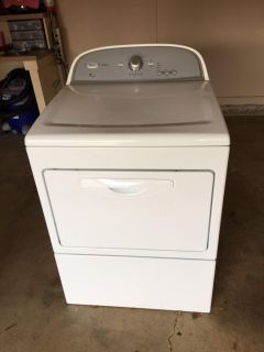 Whirlpool cabrio AccuDry white Dryer Cross Posted Hernando