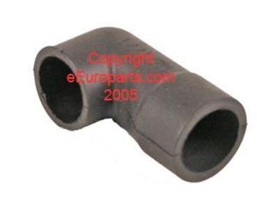 Buy NEW URO Parts Oil Trap Exit Hose (to block) Volvo OE 1271771 motorcycle in Windsor, Connecticut, US, for US $6.78