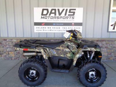 2018 Polaris Sportsman 570 EPS Camo Utility ATVs Delano, MN