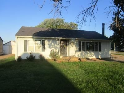 3 Bed 2 Bath Foreclosure Property in Chase, KS 67524 - Willow St