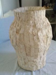 Real Stone Vase