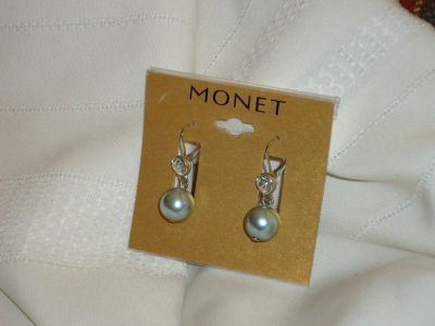 new monet earrings