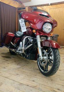 2017 Harley-Davidson Street Glide Cruiser Motorcycles Hermon, ME