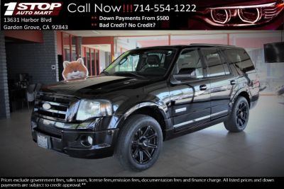 2008 Ford Expedition Limited (Black)