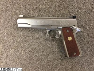 For Sale: Colt Ace Service Model