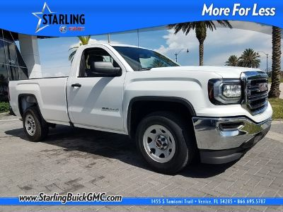 2017 GMC Sierra 1500 2WD REGULAR CAB 133.0 (Summit White)