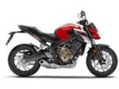 New 2018 Honda CB650F ABS