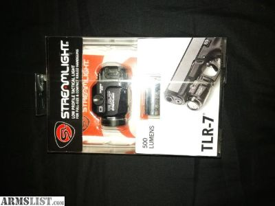 For Sale: New Streamlight Tlr-7