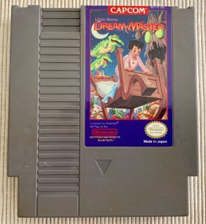 Nintendo Little Nemo game
