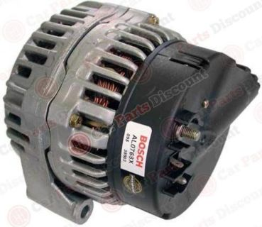 Find Remanufactured Bosch Alternator - 150 Amp (Rebuilt), 011 154 32 02 83 motorcycle in Los Angeles, California, United States, for US $322.66