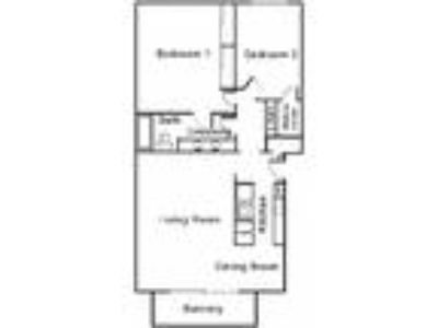 Beverly Plaza Apartments - Plan G