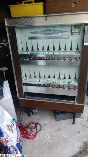 For Trade: Cigarette vending machine