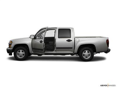 2008 Chevrolet Colorado LT (Imperial Blue Metallic)