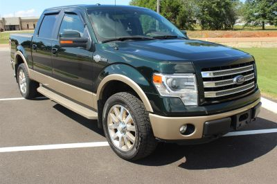 2014 Ford F-150 FX4 (Green)