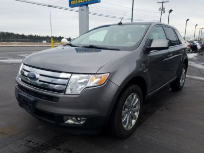 2009 Ford Edge Limited (Sterling Grey Metallic)