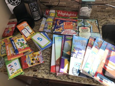 Flash cars coloring books and highlight books