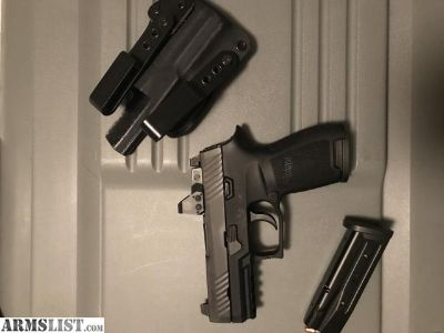 For Sale: P320 RX Compact