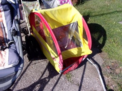 Safety 1st Bicycle Child Carrier Trailer