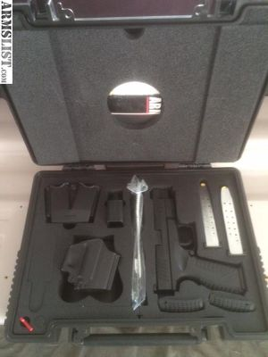 For Sale: Springfield XDM 40 5.25