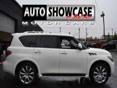 2012 Infiniti QX56 Base 4x4 4dr SUV