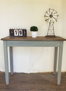 Foyer/entryway table/accent table etc