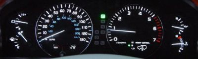 Buy REPAIR SERVICE 2003 2004 2005 2006 2007 Lexus LX 470 LX470 Speedometer cluster motorcycle in Racine, Wisconsin, United States, for US $449.99