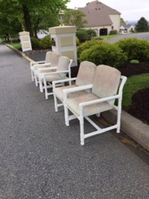 Patio/Pool Chairs